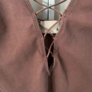 Aritzia Tops - Wilfred Free Bodysuit S